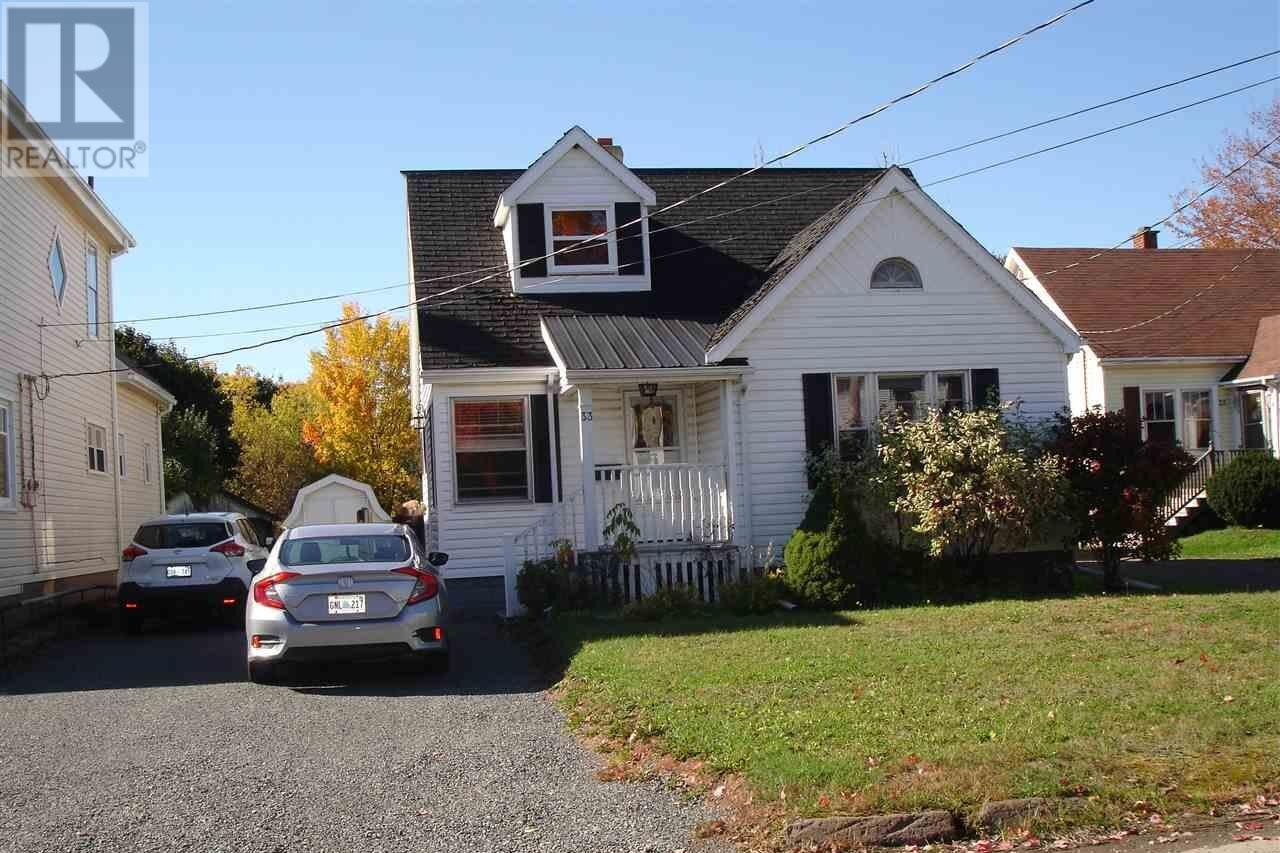 House for sale at 33 Riverside Ave Bible Hill Nova Scotia - MLS: 202021730
