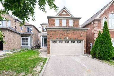 House for sale at 33 Rocky Mountain Cres Brampton Ontario - MLS: W4553269