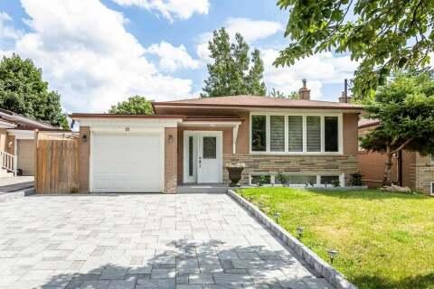 House for sale at 33 Slan Ave Toronto Ontario - MLS: E4850053