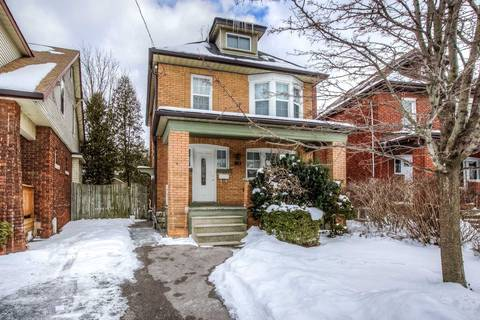 House for sale at 33 South Oval  Hamilton Ontario - MLS: X4379233