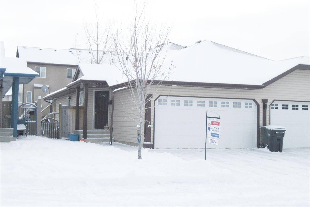 Townhouse for sale at 33 Spruce Gardens Cres Spruce Grove Alberta - MLS: E4173811