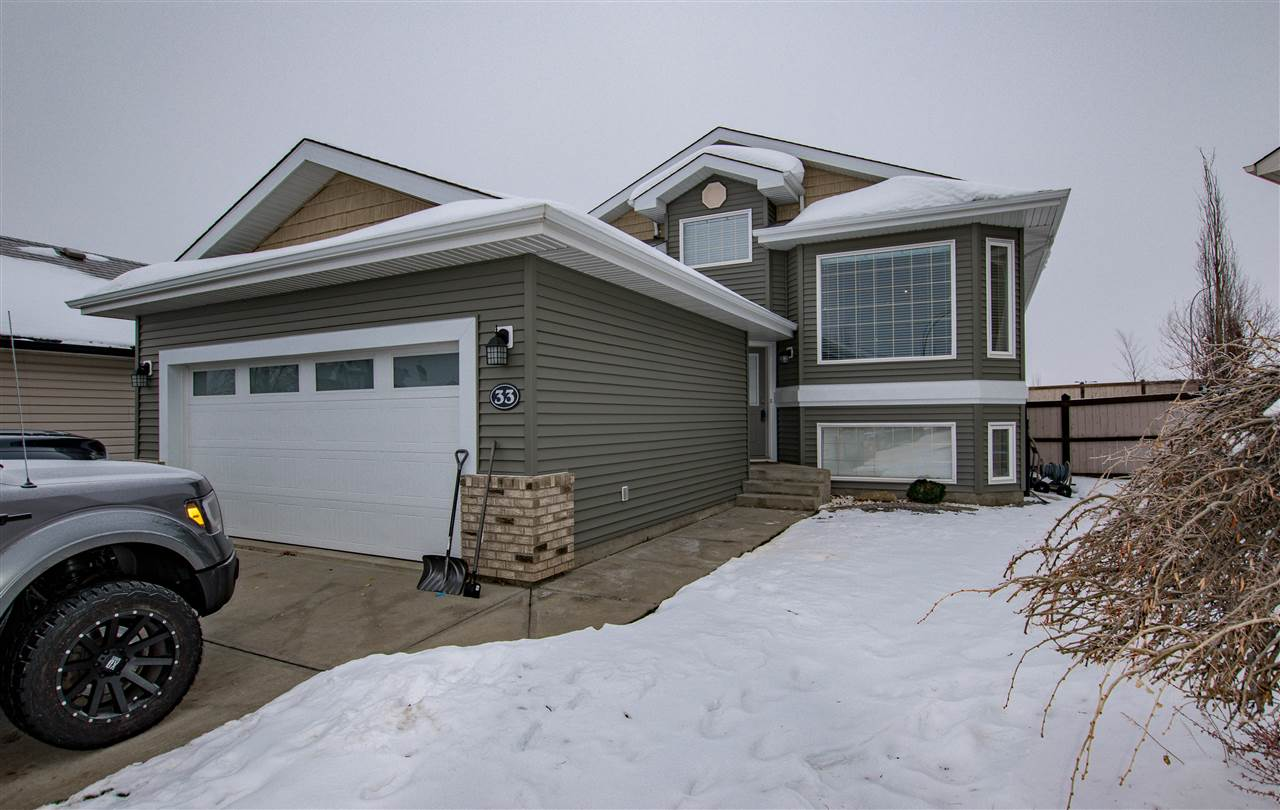 For Sale: 33 Sunflower Crescent, Sherwood Park, AB | 4 Bed, 3 Bath House for $449,500. See 29 photos!
