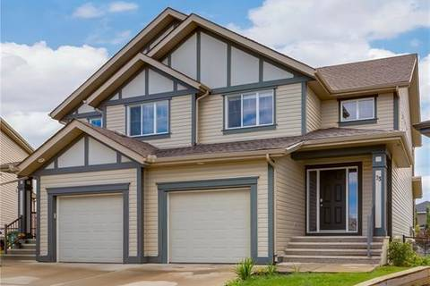 Townhouse for sale at 33 Sunset Common Cochrane Alberta - MLS: C4265980