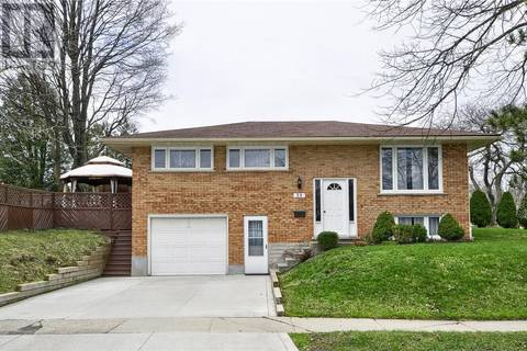 House for sale at 33 Sweetbriar Dr Kitchener Ontario - MLS: 30737082