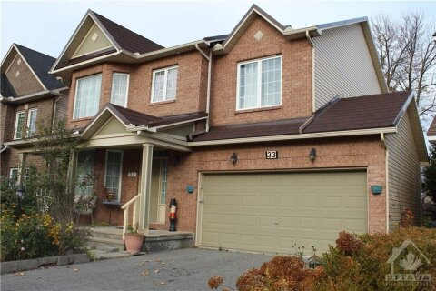 House for sale at 33 Tierney Dr Ottawa Ontario - MLS: 1213216