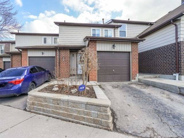 For Sale: 33 Tompkins Lane, Ajax, ON | 3 Bed, 3 Bath Townhouse for $428,995. See 14 photos!