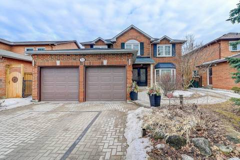 House for sale at 33 Topham Cres Richmond Hill Ontario - MLS: N4391251
