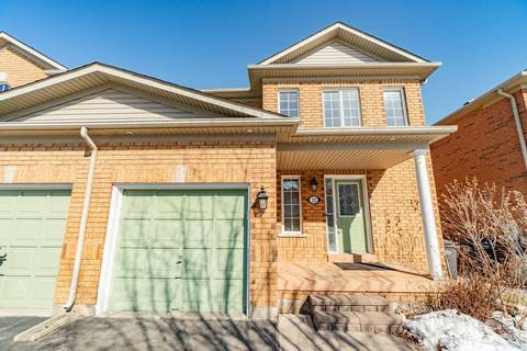 Townhouse for sale at 33 Topiary Ln Brampton Ontario - MLS: W4699128
