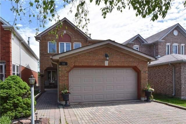 Sold: 33 Trammell Lane, Brampton, ON