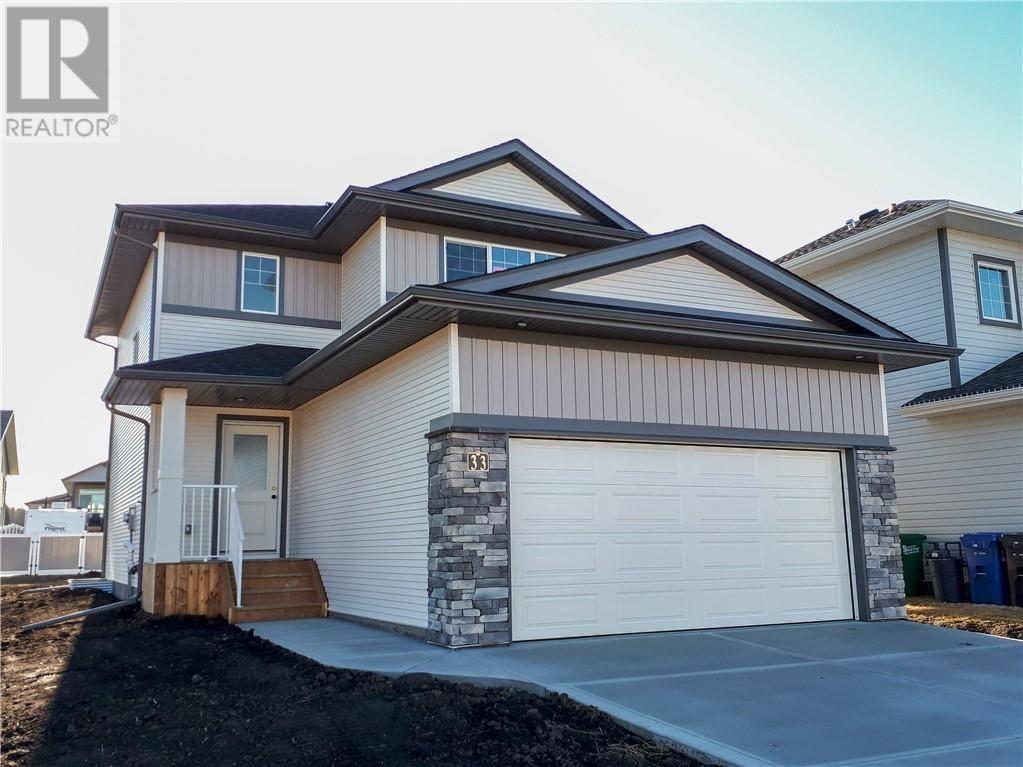 House for sale at 33 Travis Cs Red Deer Alberta - MLS: ca0184854