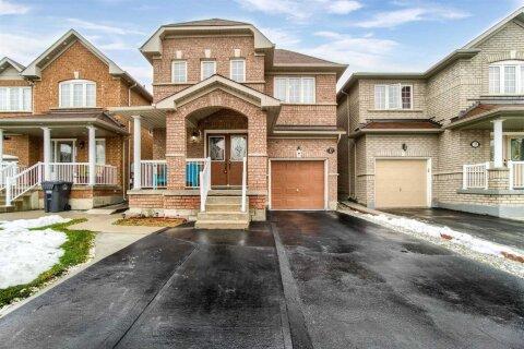 House for sale at 33 Treasure Dr Brampton Ontario - MLS: W5001420