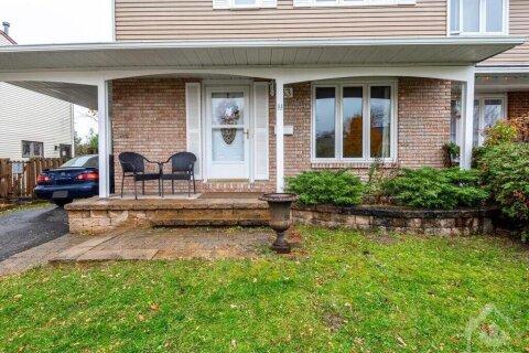 House for sale at 33 Tulane Cres Ottawa Ontario - MLS: 1216498