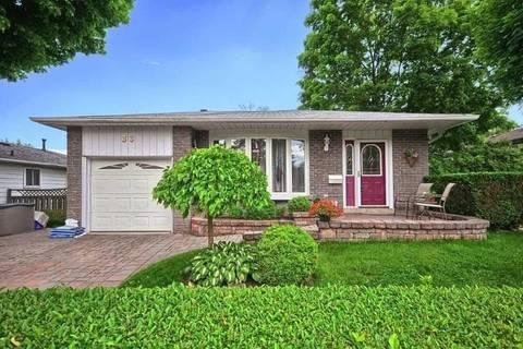 House for sale at 33 Vanstone Ct Clarington Ontario - MLS: E4528285