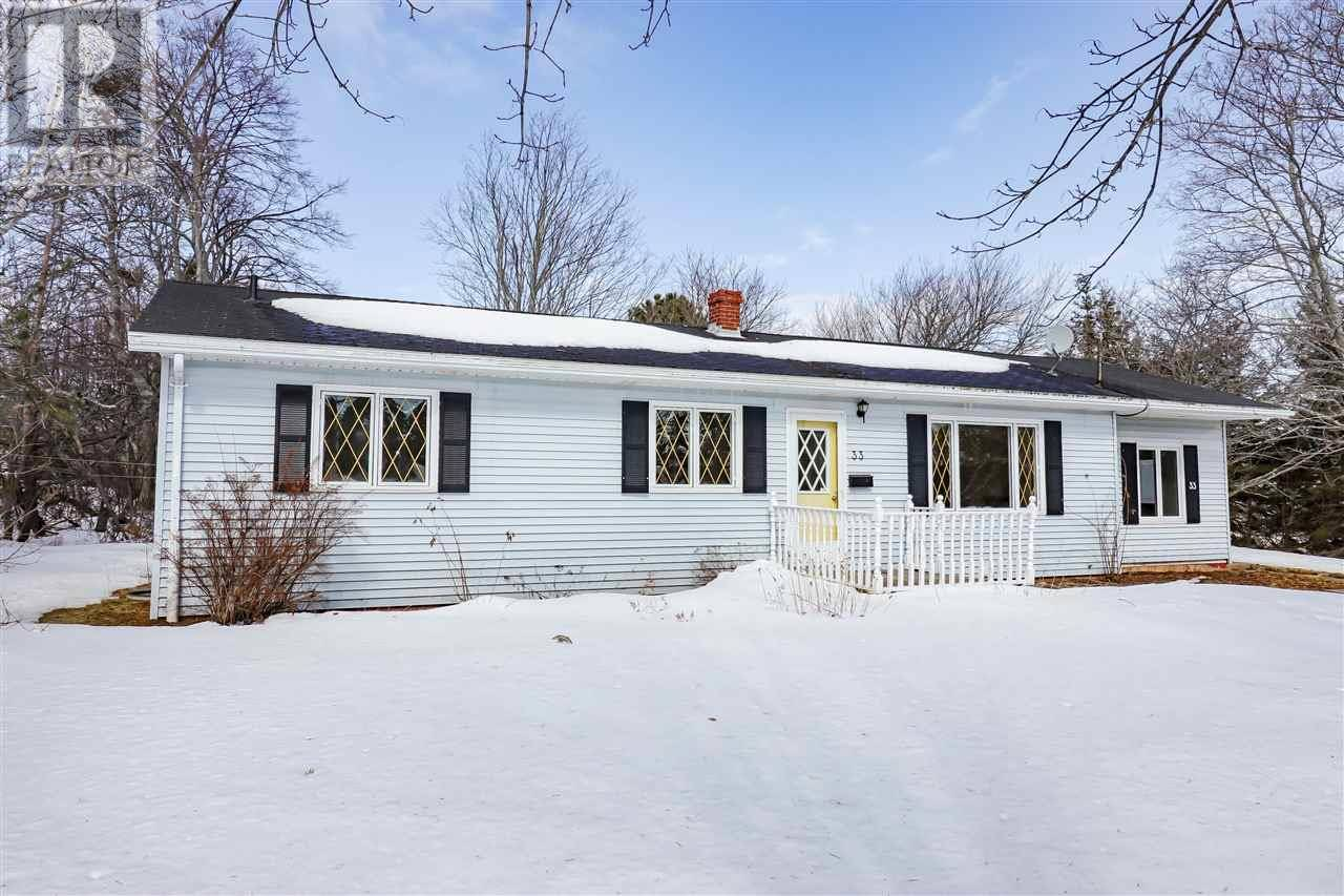 House for sale at 33 Wallace Dr Charlottetown Prince Edward Island - MLS: 202005242