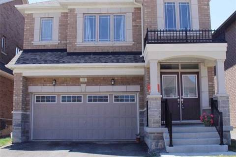 House for sale at 33 Walter English Dr East Gwillimbury Ontario - MLS: N4565817