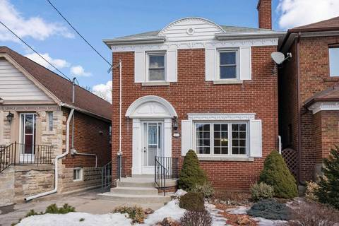 House for sale at 33 Warland Ave Toronto Ontario - MLS: E4387848