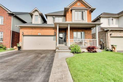 House for sale at 33 Watercrest Dr Stoney Creek Ontario - MLS: H4055124
