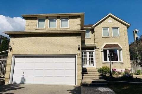 House for rent at 33 Waterhouse Wy Richmond Hill Ontario - MLS: N4845232