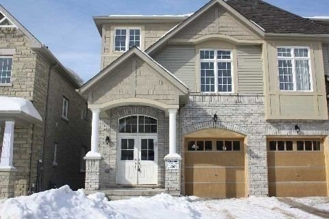 Townhouse for rent at 33 Wellman Cres Caledon Ontario - MLS: W4970592