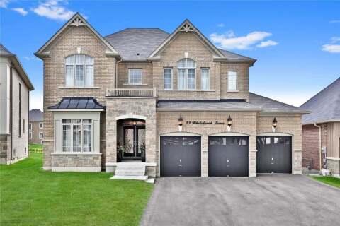 House for sale at 33 Whitebirch Ln East Gwillimbury Ontario - MLS: N4794149