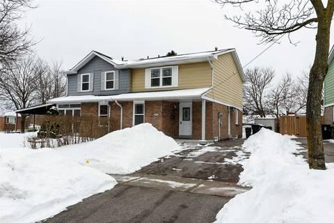 Townhouse for sale at 33 Wickson Tr Toronto Ontario - MLS: E4365063