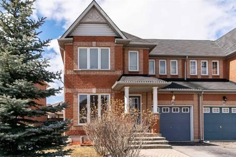 Townhouse for sale at 33 Winners Circ Brampton Ontario - MLS: W4453377