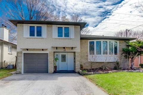 House for sale at 33 Wyvern Rd Toronto Ontario - MLS: C4428979