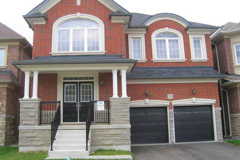 House for sale at 33 Yarmouth St Brampton Ontario - MLS: W4634704