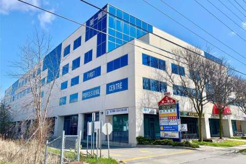 Commercial property for sale at 4168 Finch Ave Unit 330 Toronto Ontario - MLS: E4758729