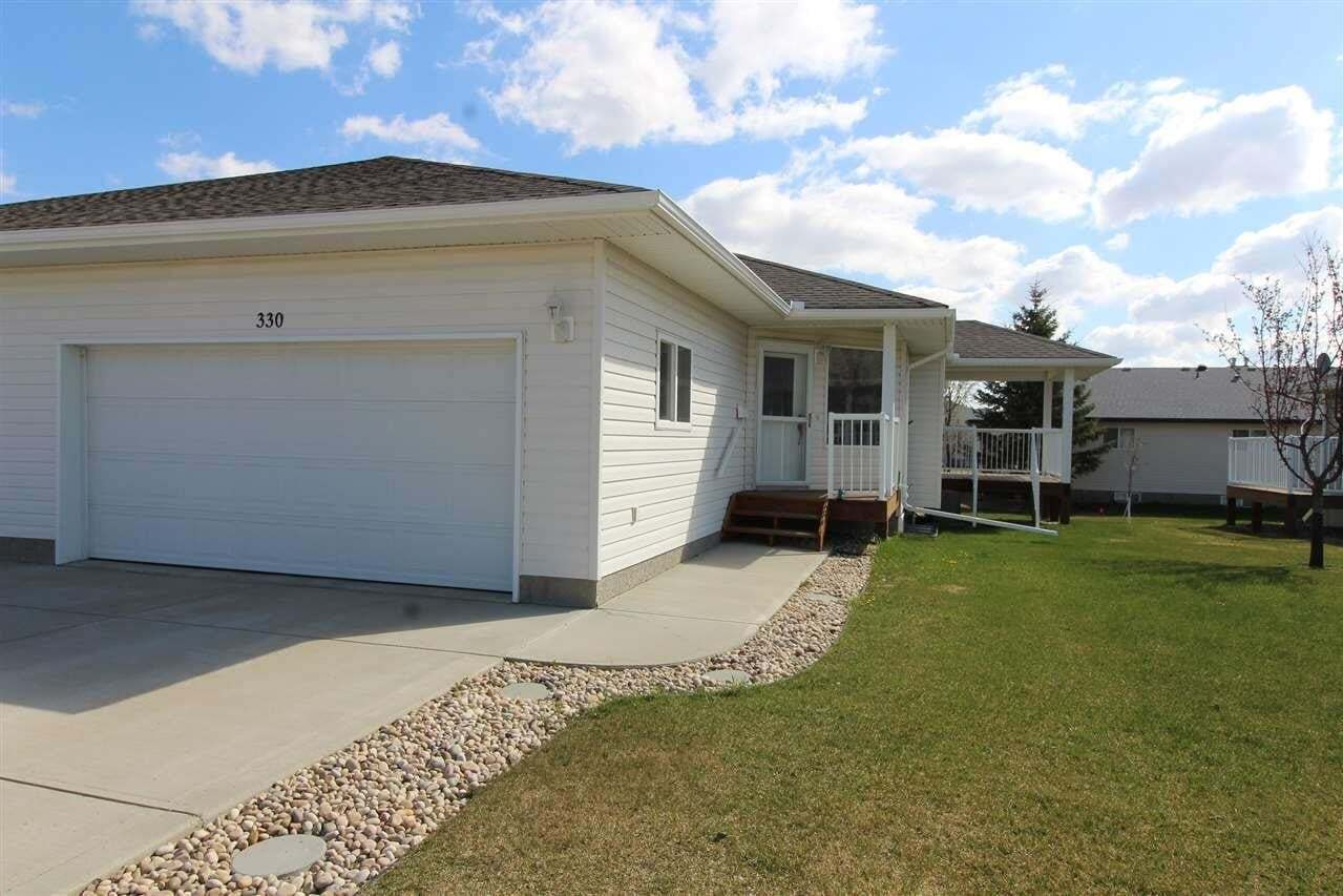 Townhouse for sale at 7001 Northview Dr Unit 330 Wetaskiwin Alberta - MLS: E4185653