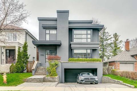 House for sale at 330 Brooke Ave Toronto Ontario - MLS: C4551426