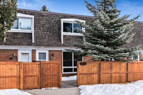 Townhouse for sale at 330 Canterbury Dr SW Calgary Alberta - MLS: A1060652