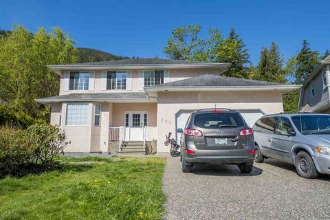 House for sale at 330 Clover Pl Harrison Hot Springs British Columbia - MLS: R2365737