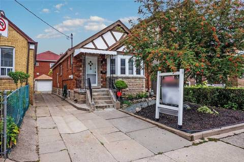House for sale at 330 Sammon Ave Toronto Ontario - MLS: E4604468