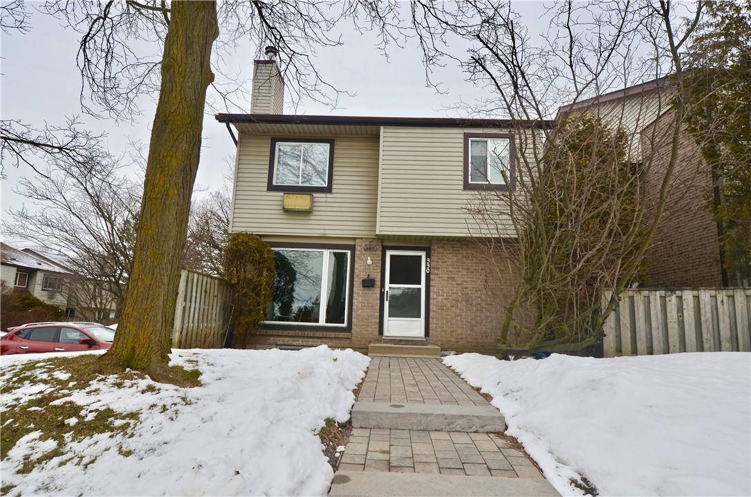 Townhouse for sale at 330 Scottsdale Dr Guelph Ontario - MLS: H4071818