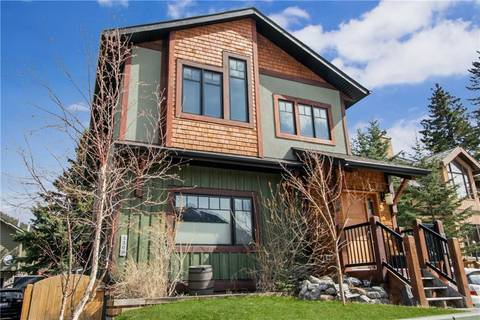 House for sale at 330 Squirrel St Banff Alberta - MLS: C4284999