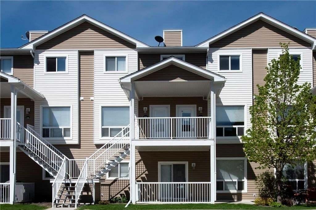 Townhouse for sale at 330 Sunrise Tc NE Sunrise Meadows, High River Alberta - MLS: C4299638