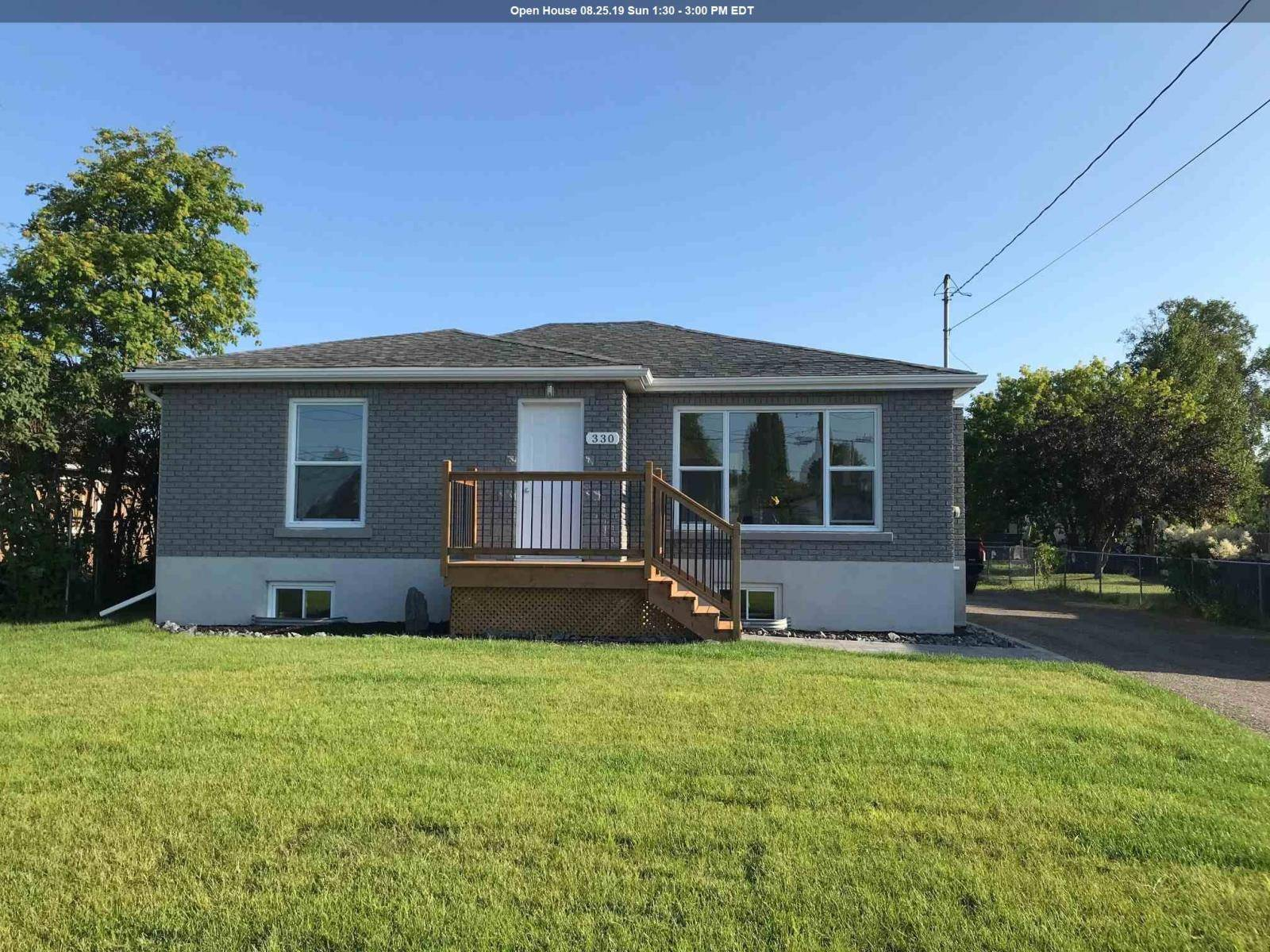 House for sale at 330 Surrey St Thunder Bay Ontario - MLS: TB192589