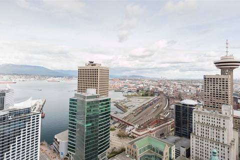Condo for sale at 838 Hastings St W Unit 3301 Vancouver British Columbia - MLS: R2357449