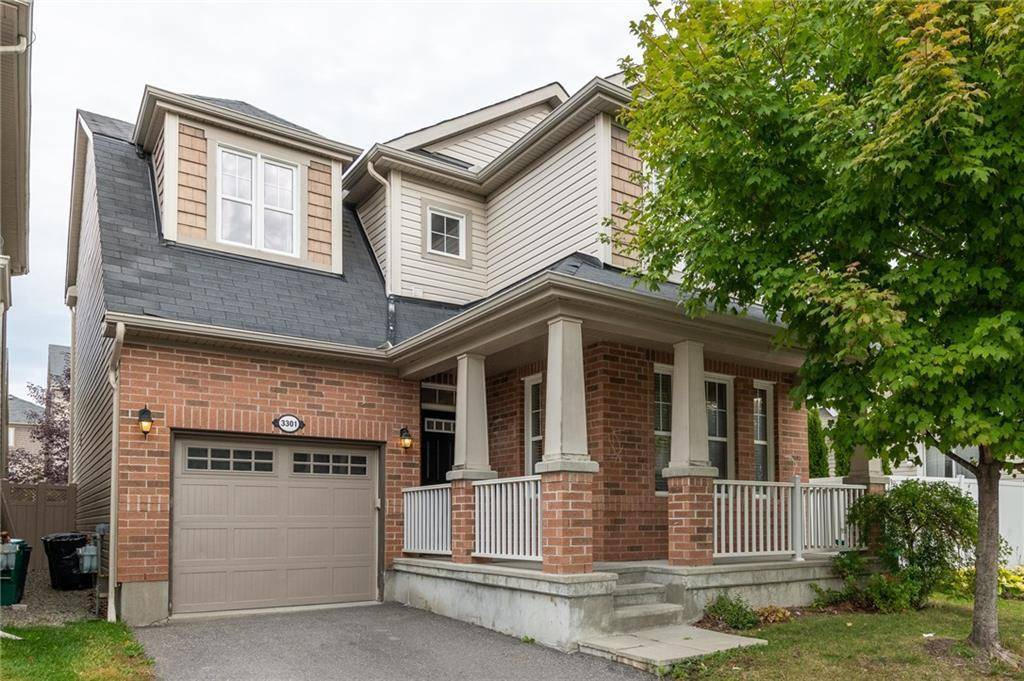 House for sale at 3301 Riverset Cres Ottawa Ontario - MLS: 1169459