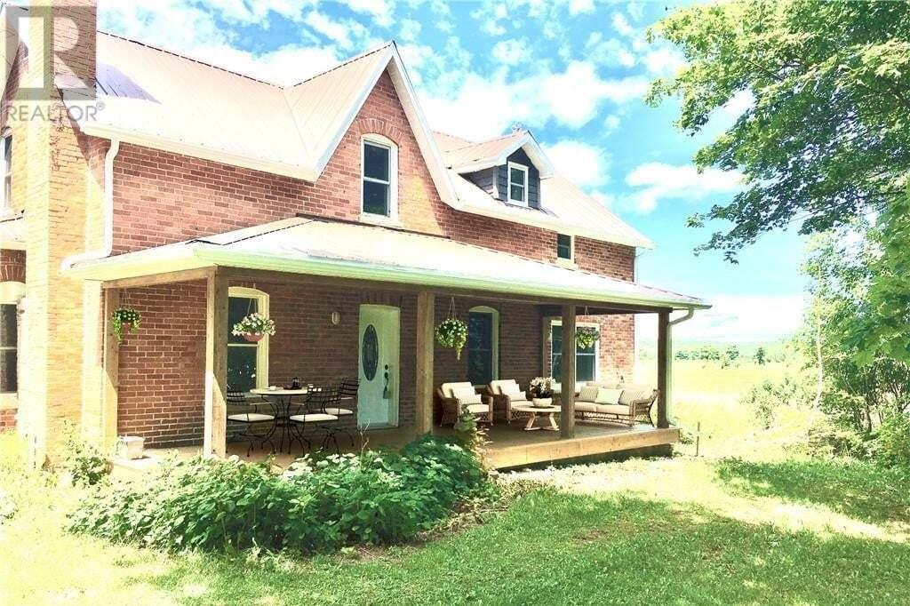 House for sale at 330160 Georgian Range Rd Georgian Bluffs Ontario - MLS: 253069