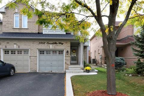 Townhouse for sale at 3302 Carabella Wy Mississauga Ontario - MLS: W4602765