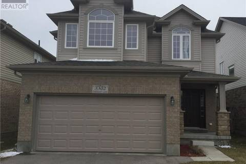 House for rent at 3302 Emilycarr Ln London Ontario - MLS: 184484