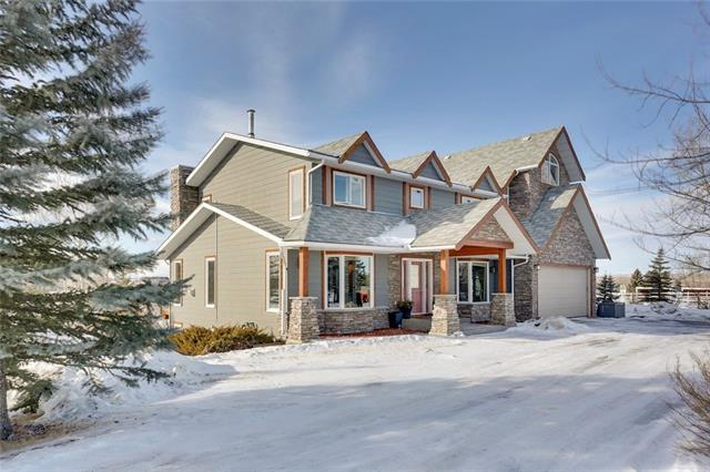 For Sale: 33026 Rocky Range View, Rural Rocky View County, AB | 5 Bed, 5 Bath House for $1,249,900. See 51 photos!