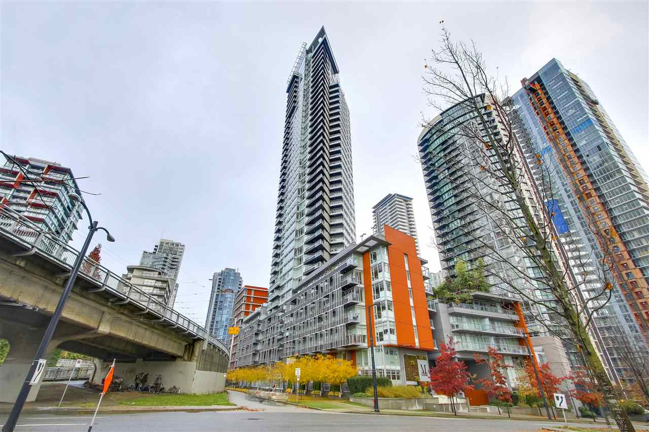 Sold: 3303 - 1372 Seymour Street, Vancouver, BC