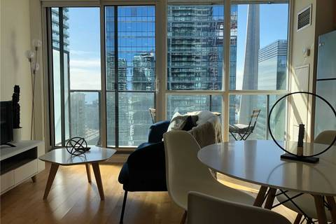 Condo for sale at 65 Bremner Blvd Unit 3303 Toronto Ontario - MLS: C4695188