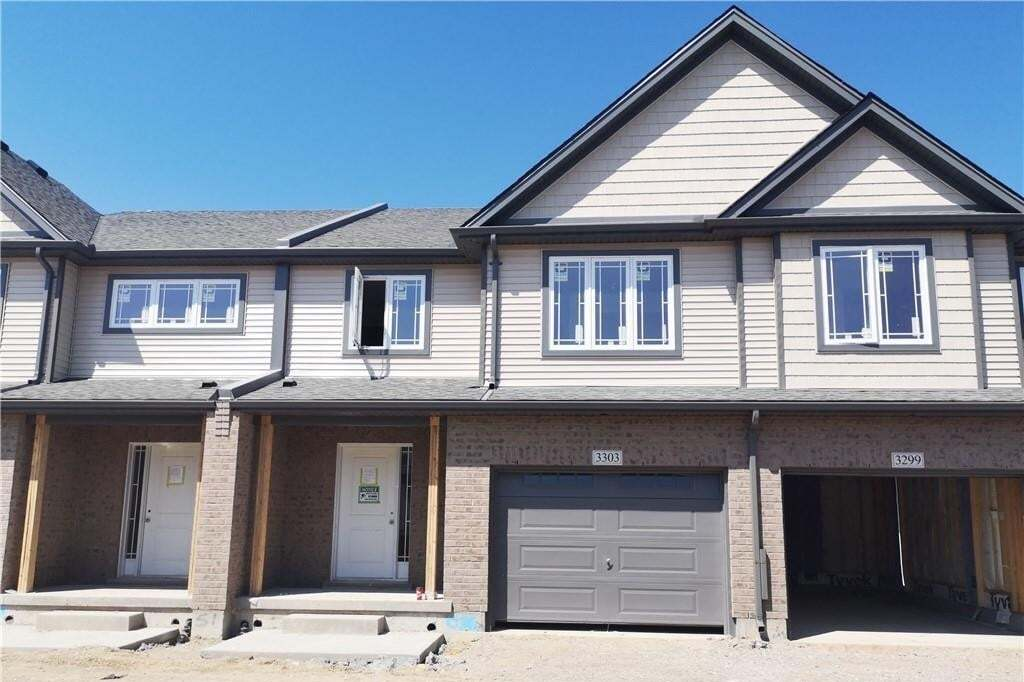 Townhouse for sale at 3303 Strawberry Wk London Ontario - MLS: H4077270