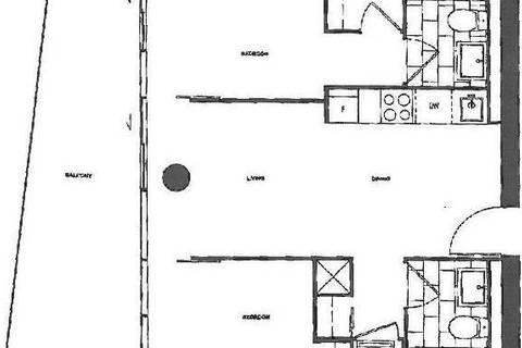 Condo for sale at 25 Queens Quay Unit 3304 Toronto Ontario - MLS: C4662339