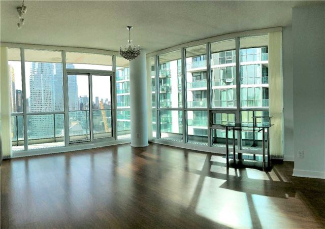 For Rent: 3304 - 33 Bay Street, Toronto, ON | 2 Bed, 2 Bath Condo for $2,950. See 13 photos!