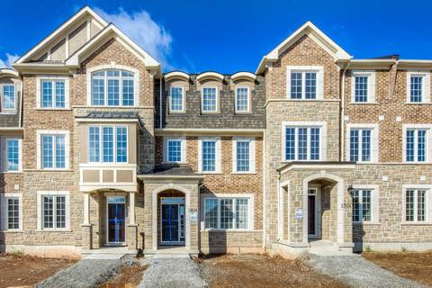 Townhouse for rent at 3304 Carding Mill Tr Oakville Ontario - MLS: W4549119